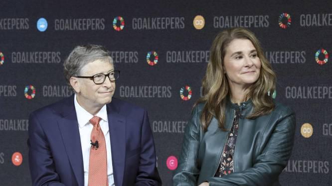 Bill en Melinda Gates verdelen bij scheiding 130 miljard: 'Alimentatie niet nodig'