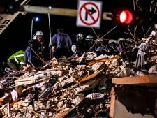 Wanhopige zoektocht naar slachtoffers rampflat Miami stopgezet vanwege instortingsgevaar