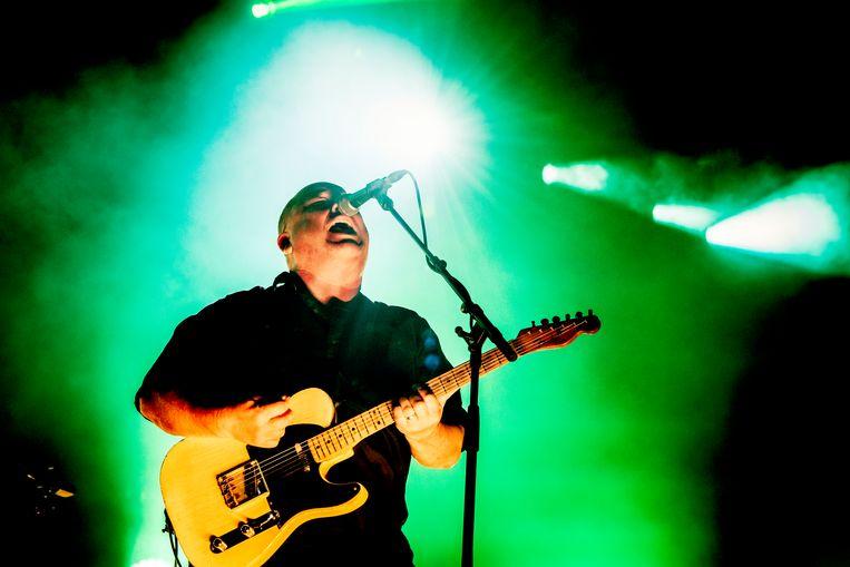 Pixies op de Lokerse Feesten Beeld Stefaan Temmerman