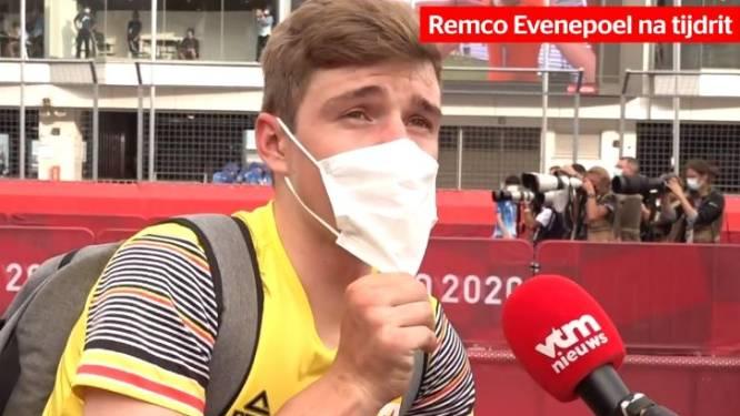 """Evenepoel eerlijk na olympische tijdrit: """"Zou Wout en Yves selecteren voor WK tijdrijden"""""""