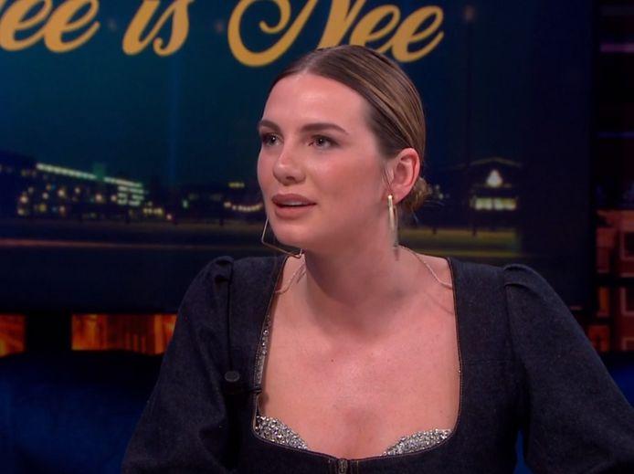 Maan vertelde bij Beau over haar ervaringen met grensoverschrijdend gedrag.