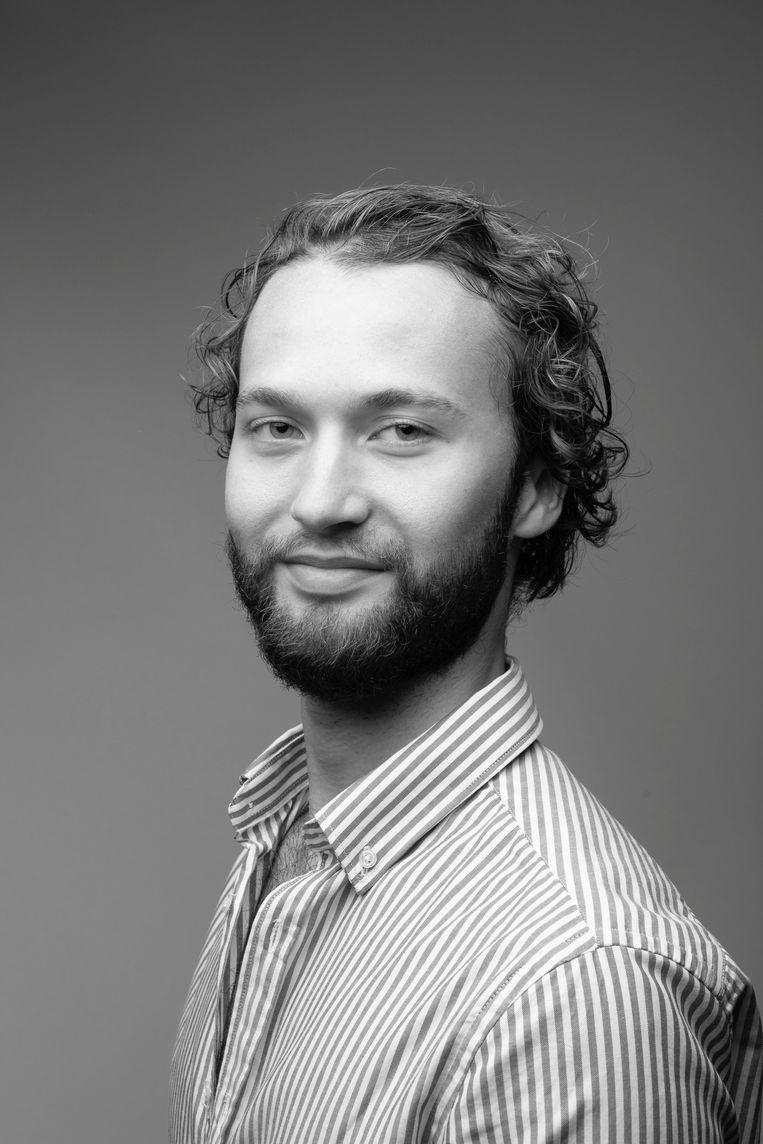 Wessel Wierda is journalist en student politicologie aan de Universiteit van Amsterdam.    Beeld