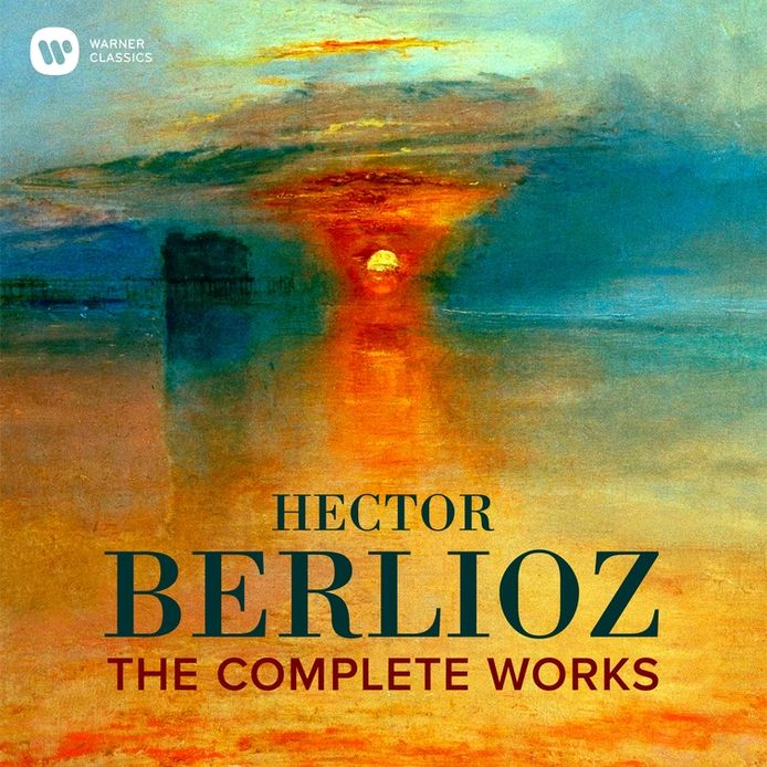 Hector Berlioz, the complete works.