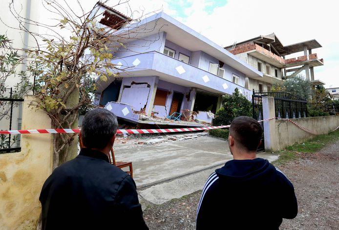 De aardbeving in Albanië eiste 51 levens en laat veel materiële schade achter.