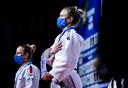 Sanne van Dijke kroonde zich deze maand opnieuw tot Europees Kampioen Judo. Mede daardoor mag ze naar Tokio.