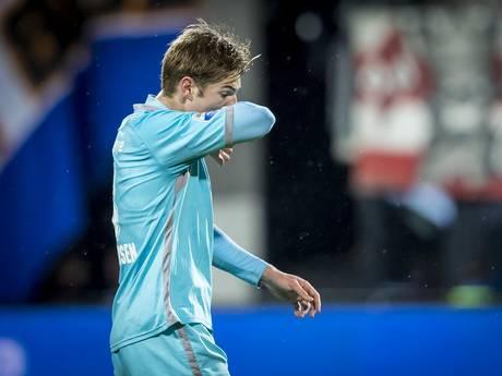 Andersen sluit op trainingskamp weer aan bij FC Twente