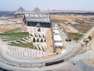 """Belgen bouwen in Egypte grootste archelogische museum ter wereld: """"Alleen piramides zélf zijn nog straffer"""""""