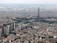 Paris passe en zone rouge