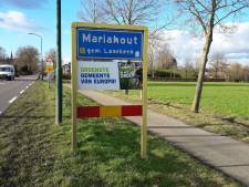 Andere route Buurtbus Mariahout