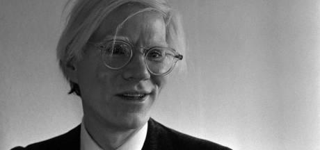 Vente aux enchères à Bruxelles de plusieurs œuvres dont deux d'Andy Warhol