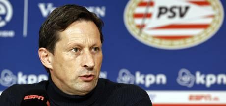 Roger Schmidt vindt dat PSV tegen Ajax een hoog niveau heeft bereikt en ziet perspectief na goed medisch nieuws