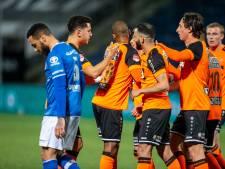 Rampzalige avond voor FC Den Bosch: rode kaart en een 1-5-nederlaag