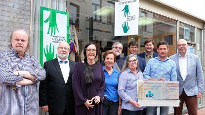 Unizo Roeselare geeft Televestiaire financieel duwtje in de rug
