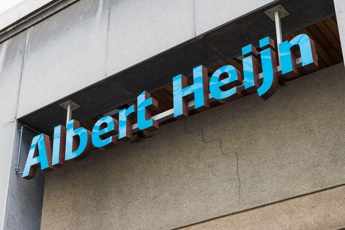 Albert Heijn store in Antwerp