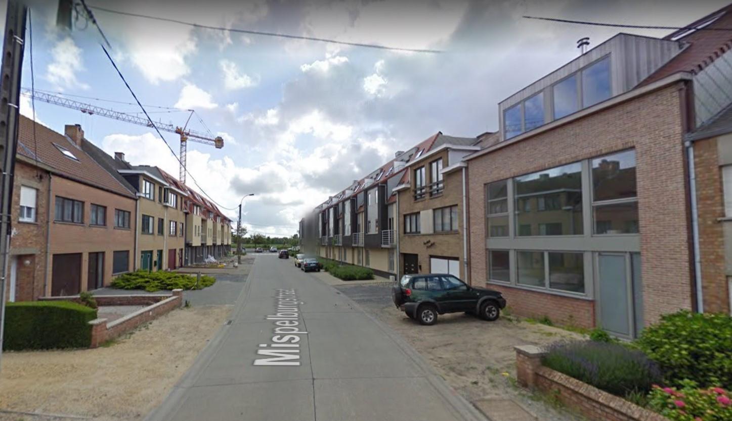 De Mispelburgstraat.
