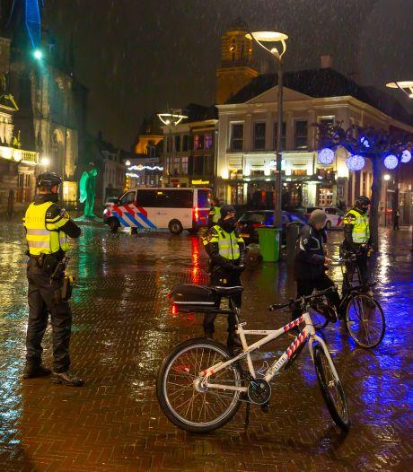 Verdachten avondklokrellen woensdag voor de rechter in Oost-Nederland
