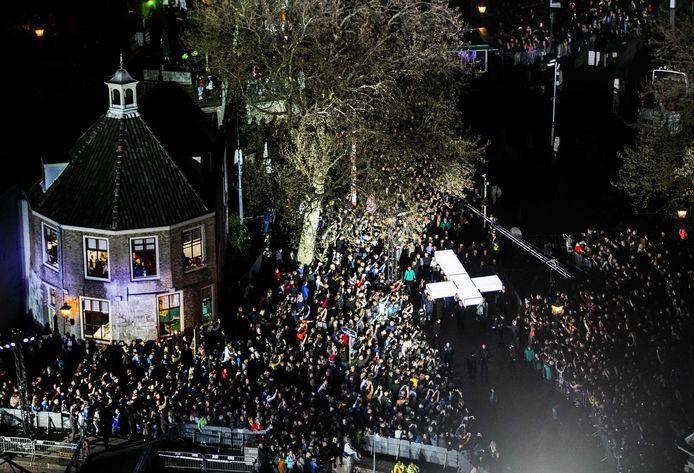The Passion trekt jaarlijks een grote menigte. Dit jaar is het paasevenement gepland in Roermond.
