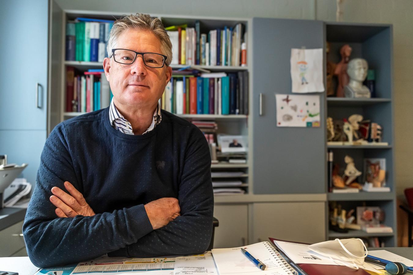 Huisarts Ivo Bierens, medisch directeur van de ELAN-huisartsengroep.
