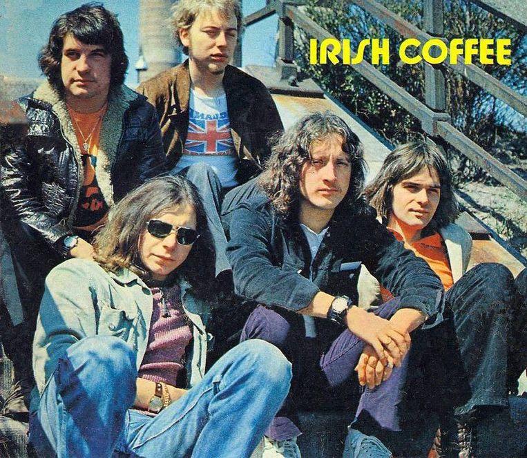 Irish Coffee in 1971.