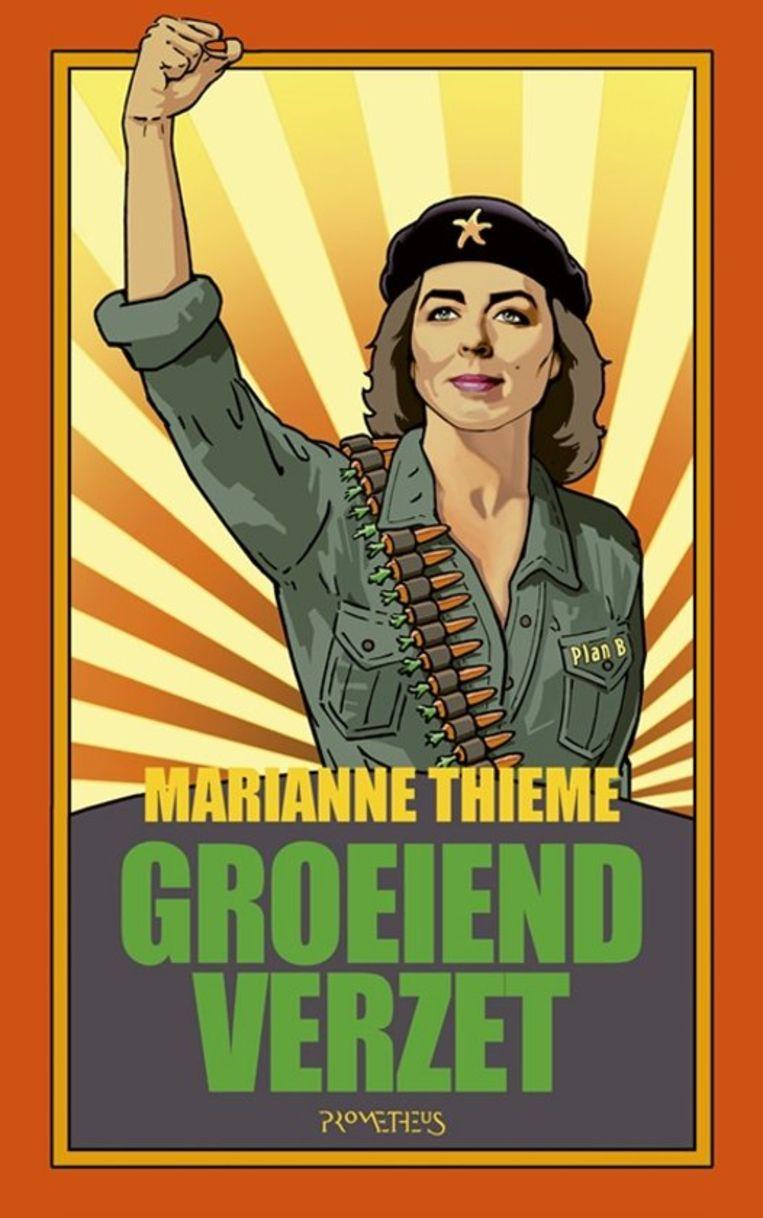 Marianne Thieme, Groeiend verzet. Beeld rv