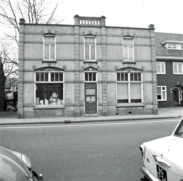 Winkelpand of woonhuis aan de Zeelsterstraat in Eindhoven