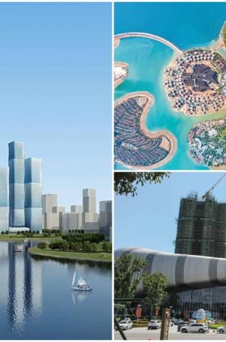 Hoogmoed komt voor de val, de XXL-versie: Chinese vastgoedreus Evergrande kon jarenlang megacomplexen bouwen, nu wankelt hij