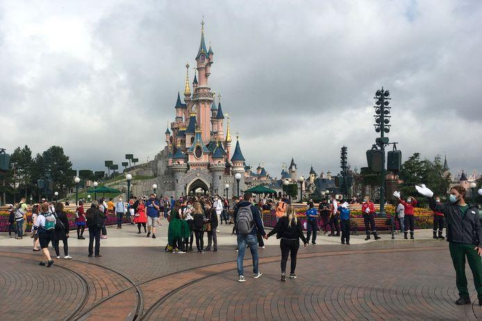Disneyland Paris (archives, juillet 2020)