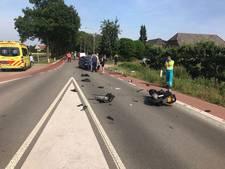 'Pas verkeerssituatie Steenheuvelsestraat Leuth aan'