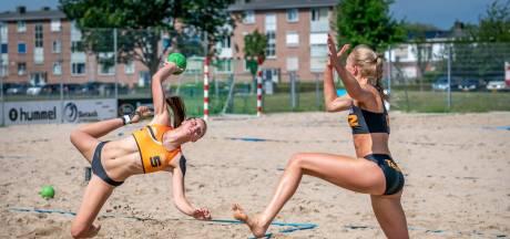 Keepster Claudia ter Wal van Kwiek gaat met Oranje een EK spelen op het strand