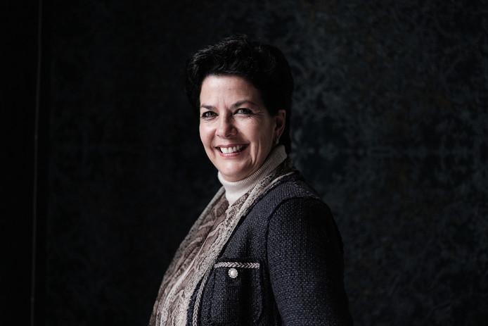 Huisstyliste Albertine Wissink. Foto: Jan Ruland van den Brink