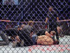 MMA-vechter ondergaat operatie na gruwelijke blessure: 'Maar plannen worden verwoest'