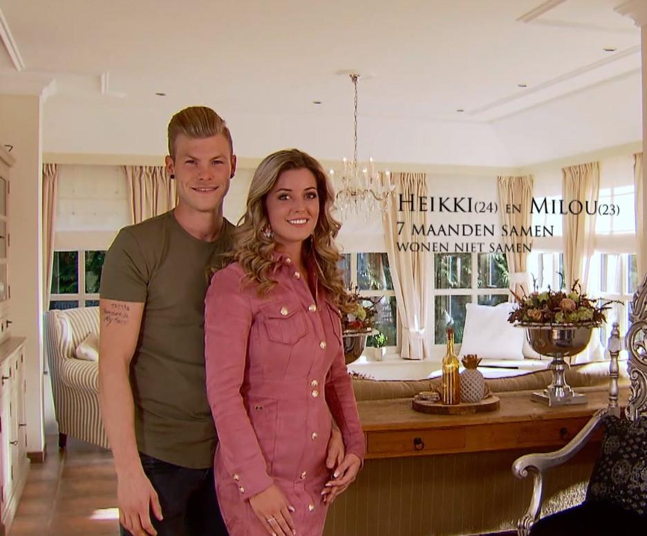 Heikki en Milou