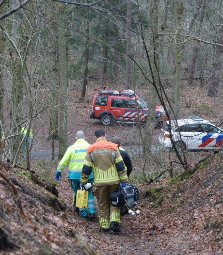 Zwaargewonde mountainbiker met spoed naar ziekenhuis gebracht na ongeval in Loonse en Drunense Duinen