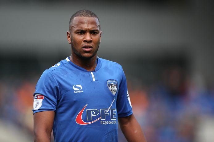 Gevaro Nepomuceno is na een jarenlang avontuur in Engeland, onder meer bij Oldham Athletic, nu in Roemenië beland.