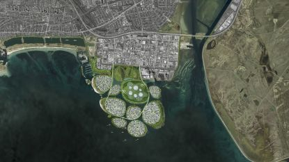 """Denemarken wil """"Europees Silicon Valley"""" creëren met nieuwe kunstmatige eilanden"""