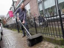 'De Tielse straatveger' wil het 'overal mooier maker'