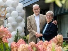 Henk verhuisde van Zaandam naar Neede voor 'zijn' Gertie en ging nooit meer weg