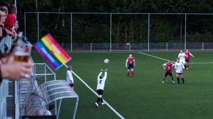 Gemeente neemt het op tegen Belgian Pink Devils