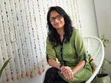 Ouders van Rajitha uit Etten-Leur wonen in India: 'Als een van hen overlijdt, kunnen we er niet heen'