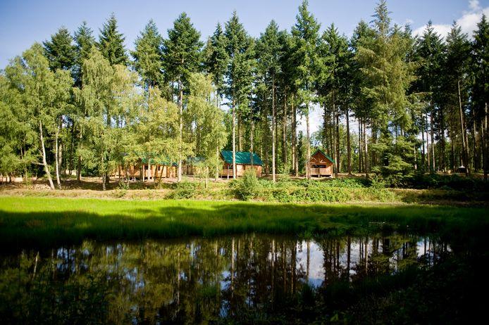 Le camping Huttopia de Senonches