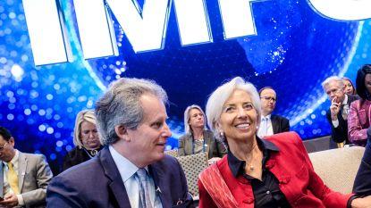Vicedirecteur IMF stapt op door wijzigingen in top van organisatie
