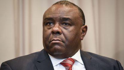 Bemba vraagt na vrijspraak door Strafhof 68 miljoen euro schadevergoeding