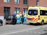 Vrouw gewond bij botsing Tilburg