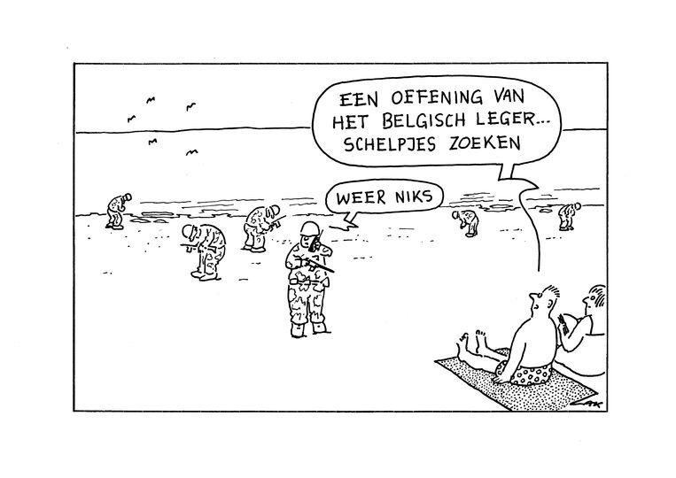 null Beeld zak