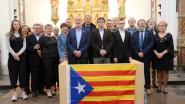 Carles Puigdemont op blitsbezoek in Melle