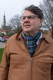 Stadsraadvoorzitter Jan Paul Loeff wacht op opvolger: 'Ik roeptoeter nog even door voor Veere'