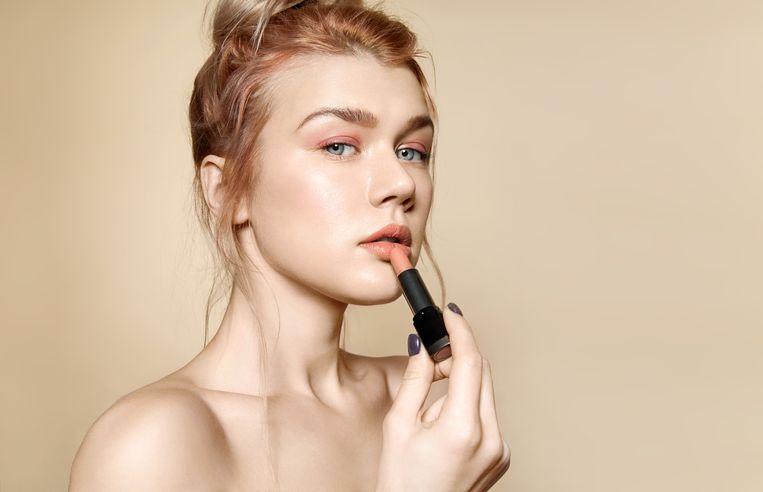 Hoe onschuldig is lippenstift? Beeld Getty Images/iStockphoto