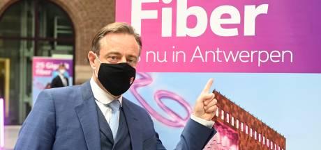 La fibre optique la plus rapide du monde est à Anvers