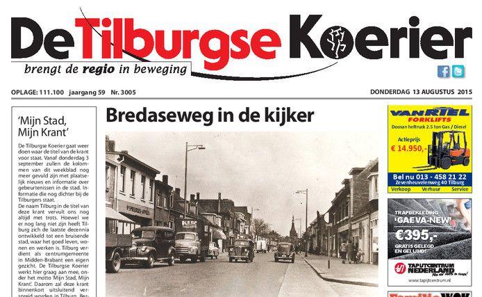 Tilburgse Koerier