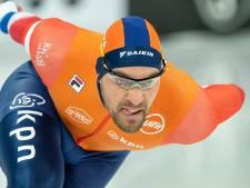 Nederlandse sprinters ook op achterstand, Dubreuil verrast